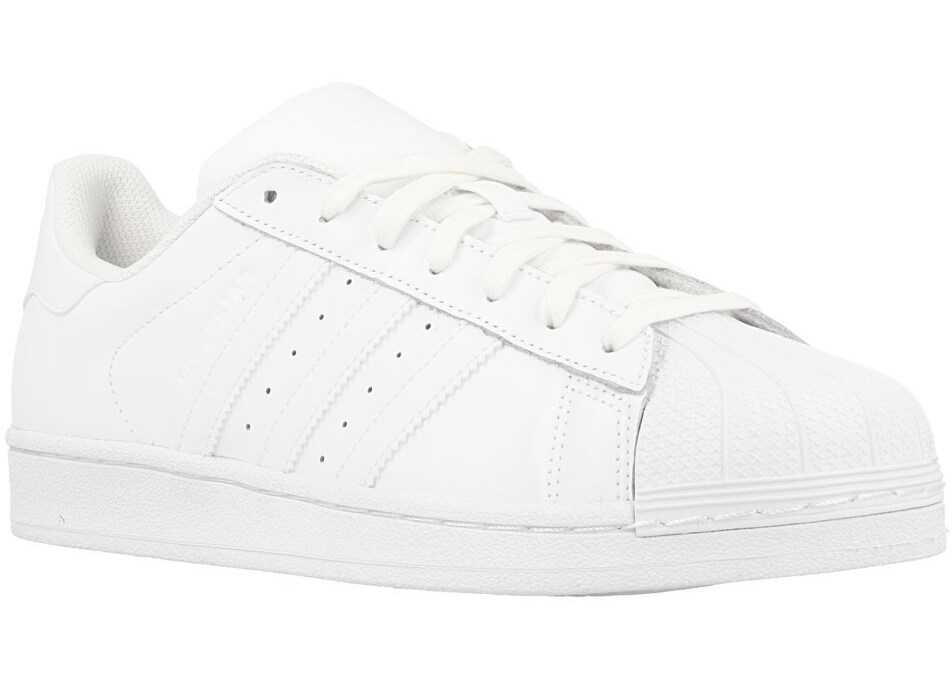 adidas Superstar Foundation White