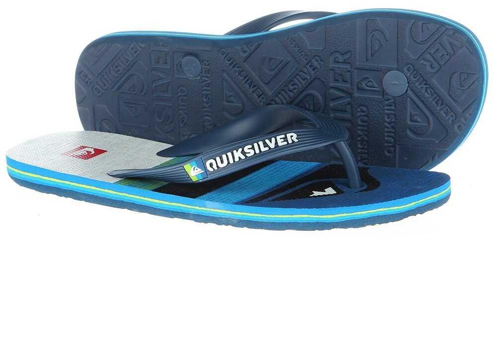 Quiksilver Molokai Slater Alb/Albastre