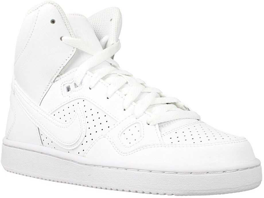 Nike Son OF Force Mid GS White