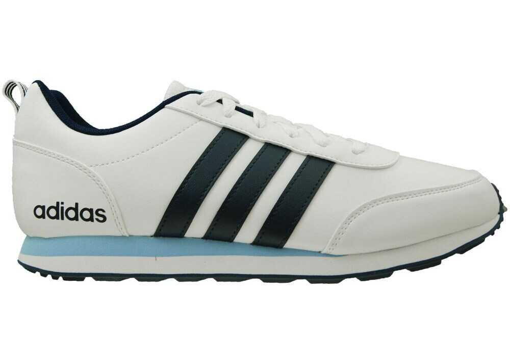 adidas V Run VS F99404 ALB/ALBASTRU MARIM