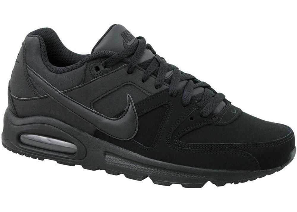 Nike Air Max Command Leather Negre