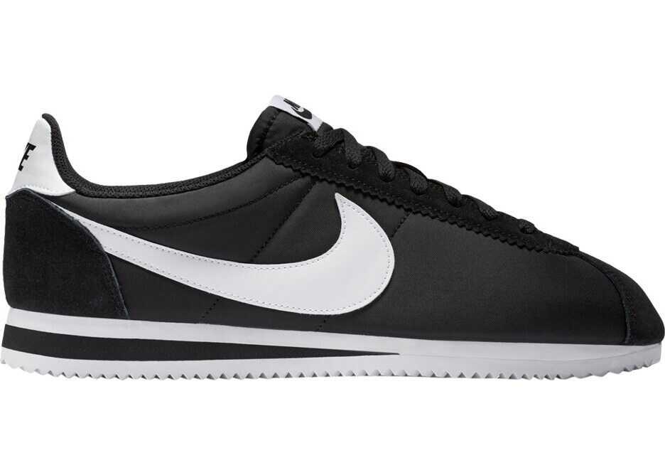 Nike Classic Cortez Nylon 807472 ALB/NEGRE