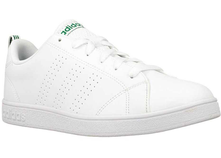 adidas VS Advantage White,Green