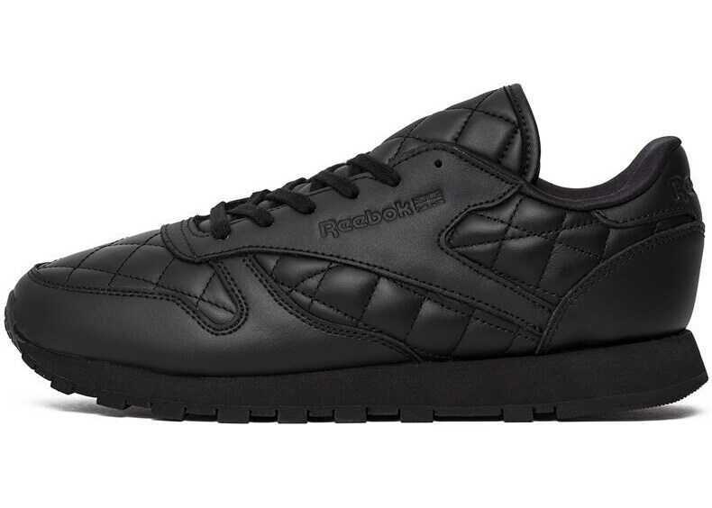 Reebok Classic Leather Quilted Pack Negre