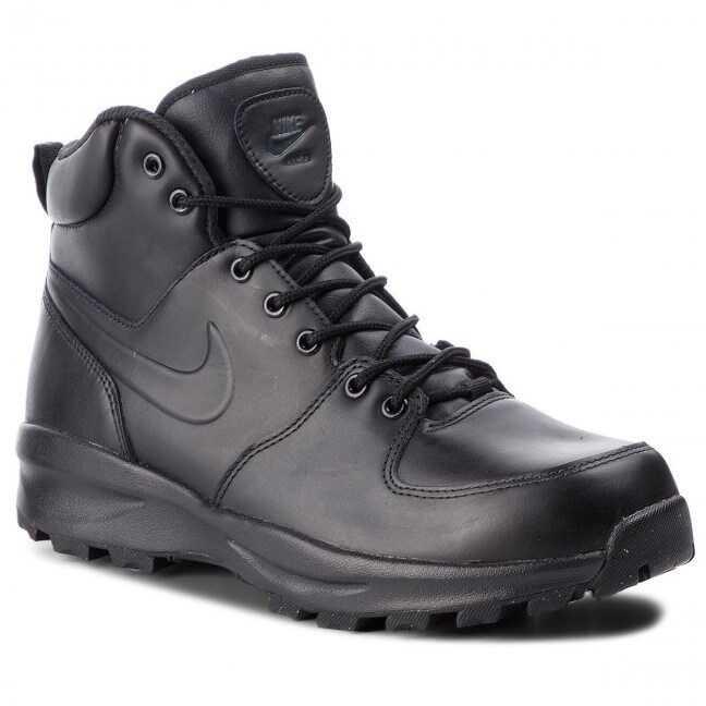 Nike Manoa Leather Negre