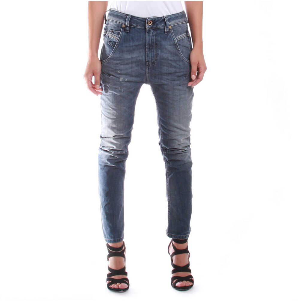 Diesel Fayza 0853s L.32 01 Jeans Blue Jeans* Blue Jeans