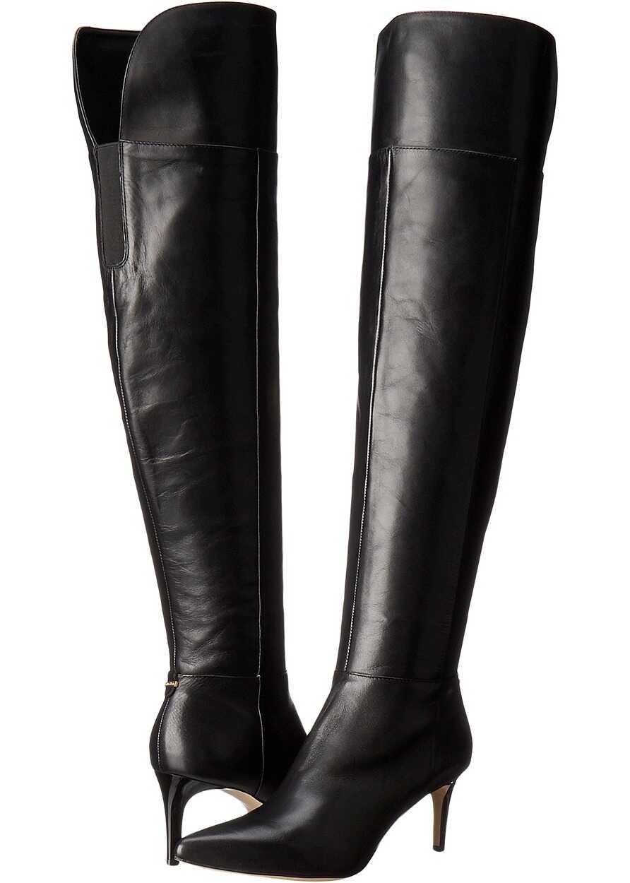 Calvin Klein Coletta Black Leather
