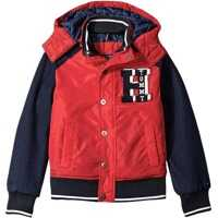 Geci Carlton Bomber Jacket (Toddler/Little Kids) Baieti