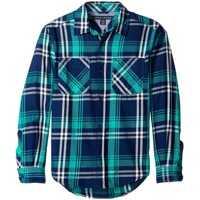 Camasi Sport Larson Long Sleeve Shirt (Toddler/Little Kids) Baieti