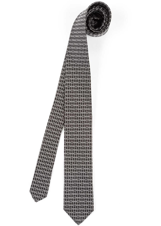 Dolce & Gabbana Tie NERO/BIANCO