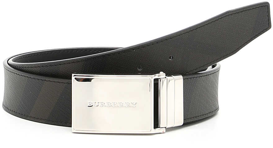 Burberry Charles Belt* Black