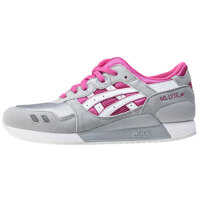 Tenisi & Adidasi Gel-Lyte Iii Gs Kids Trainers In Grey Pink Baieti