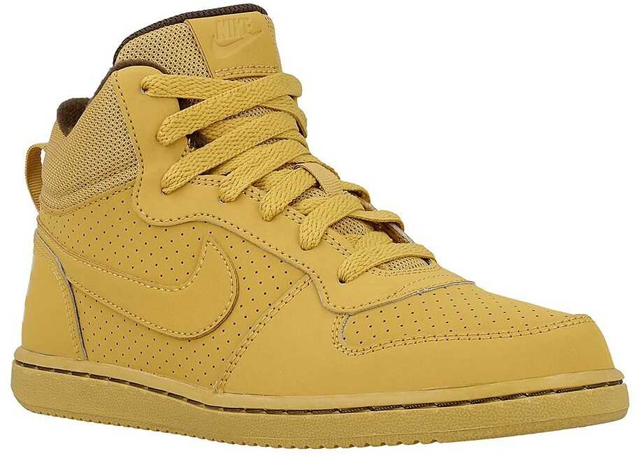 Nike Court Borough Mid Honey
