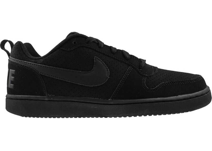 Nike Court Borough Low 838937001 NEGRE