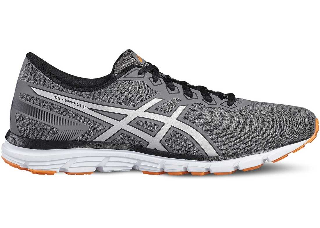 ASICS Gel Zaraca 5 Black,Grey,Silver