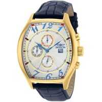 Ceasuri Fashion Signature Multi-Function Silver Dial Mens Watch 7510 Barbati