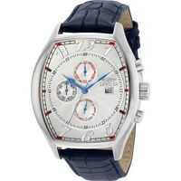 Ceasuri Fashion Signature Multi-Function Silver Dial Mens Watch 7509 Barbati