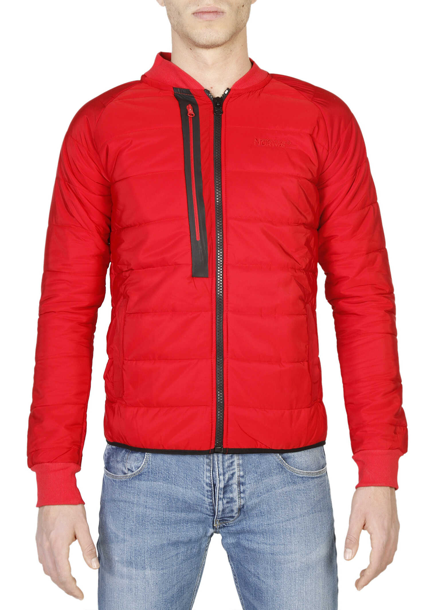 Geographical Norway Compact_Man Red