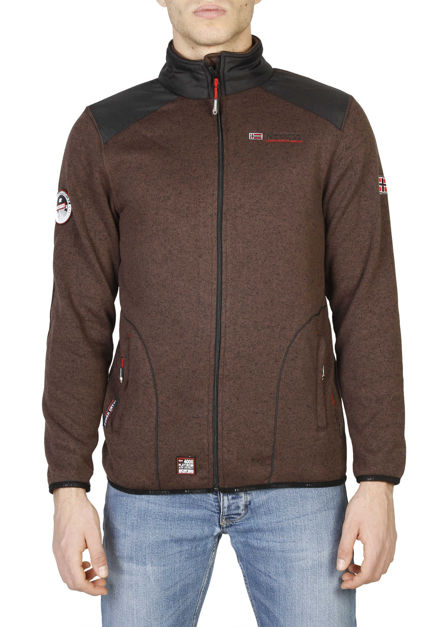 Geographical Norway Tuteur_Man Brown