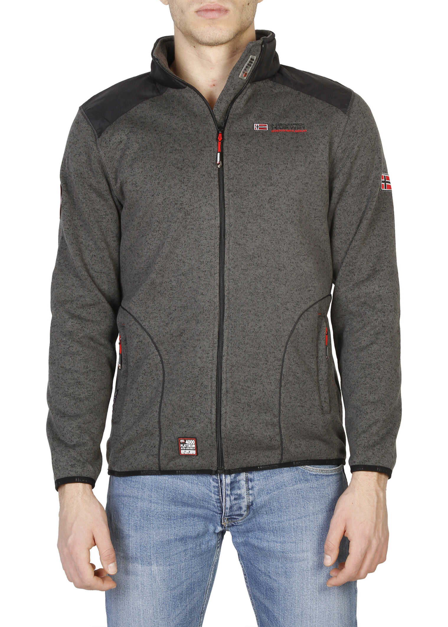Geographical Norway Tuteur_Man Grey