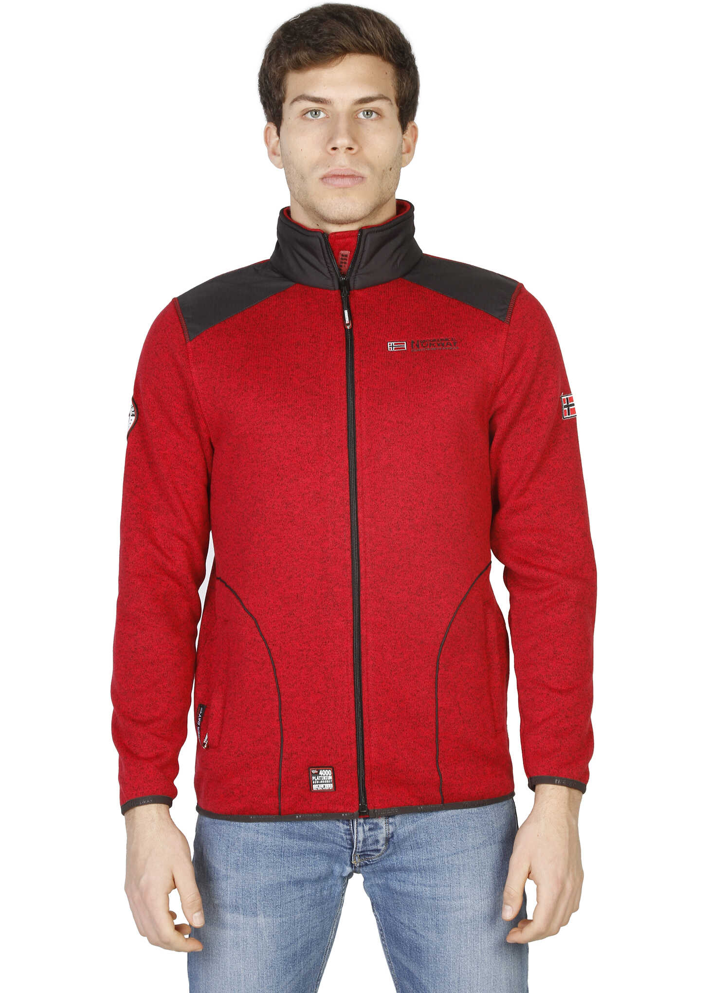 Geographical Norway Tuteur_Man Red