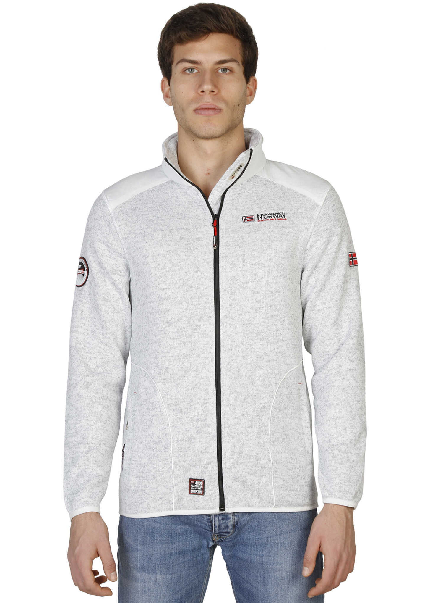 Geographical Norway Tuteur_Man White