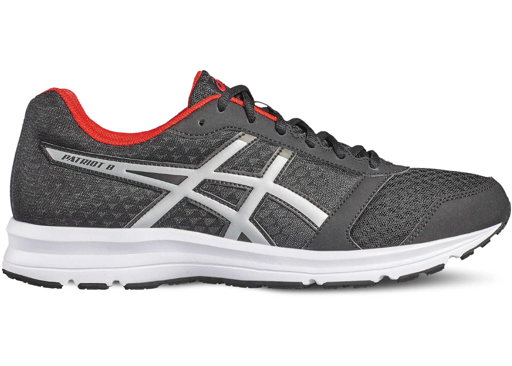 ASICS Patriot 8 Black,Grey