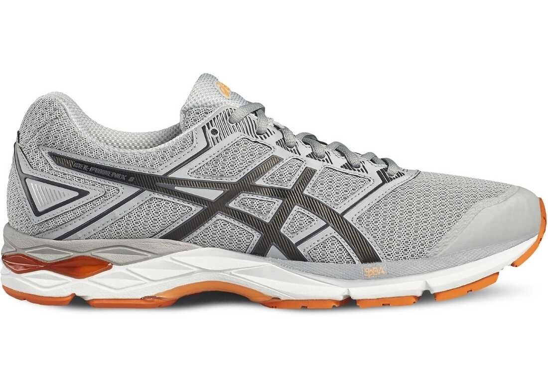 ASICS GEL-Phoenix 8 Black,Grey,Orange