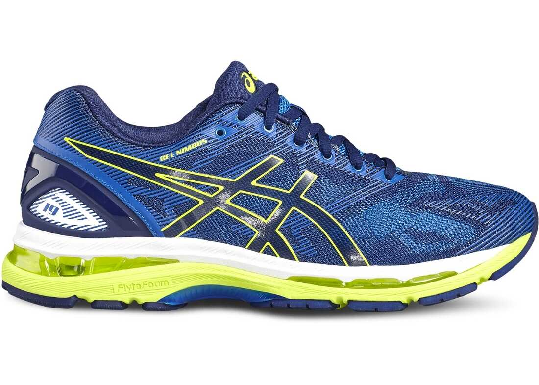 ASICS Gel Nimbus 19 Blue,Yellow