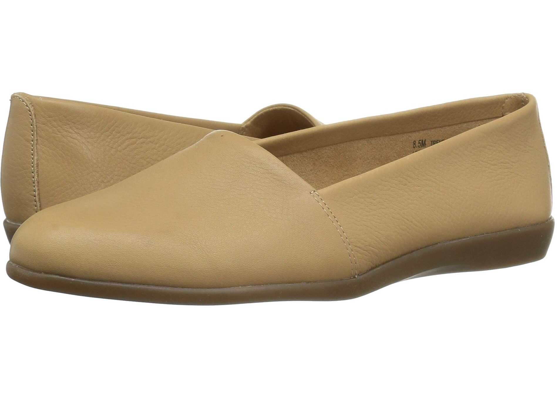 Aerosoles Trend Setter Light Tan Leather