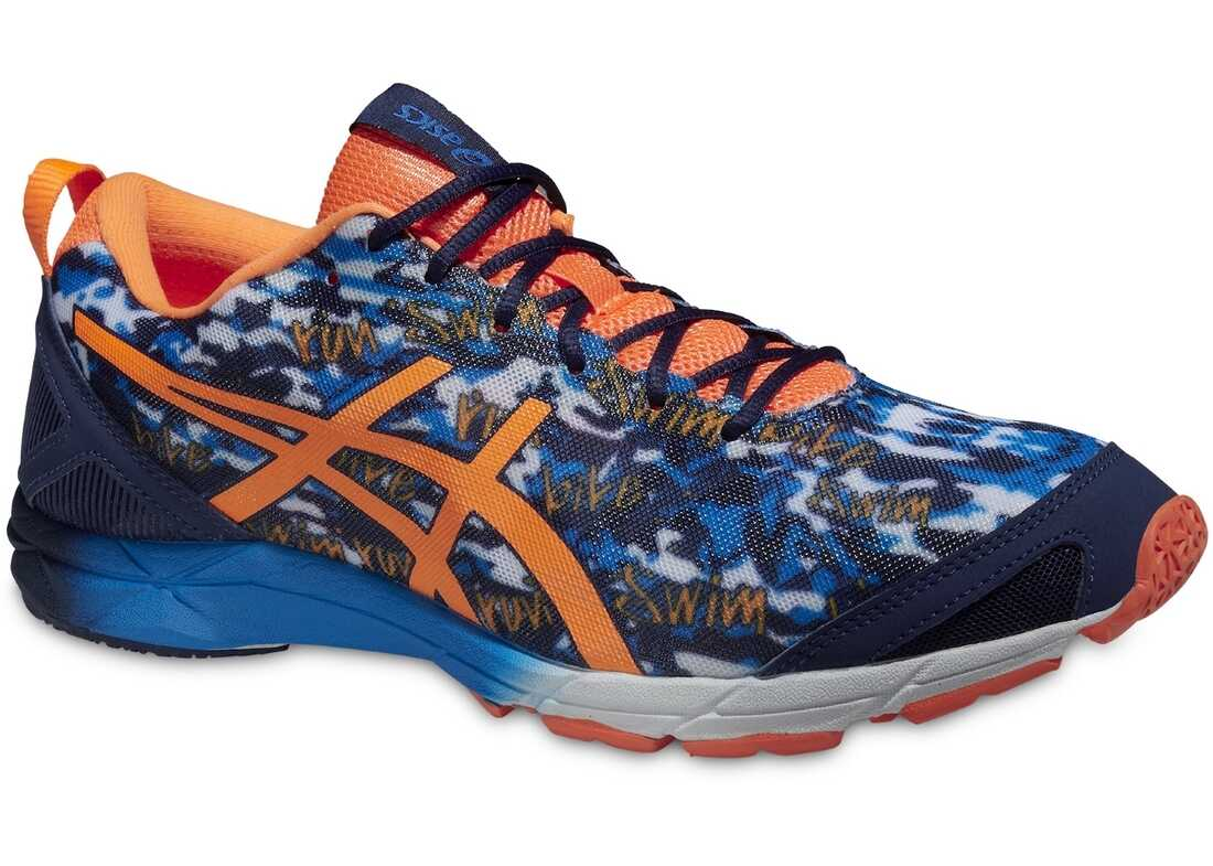 ASICS Gel-Hyper Tri Blue,Orange