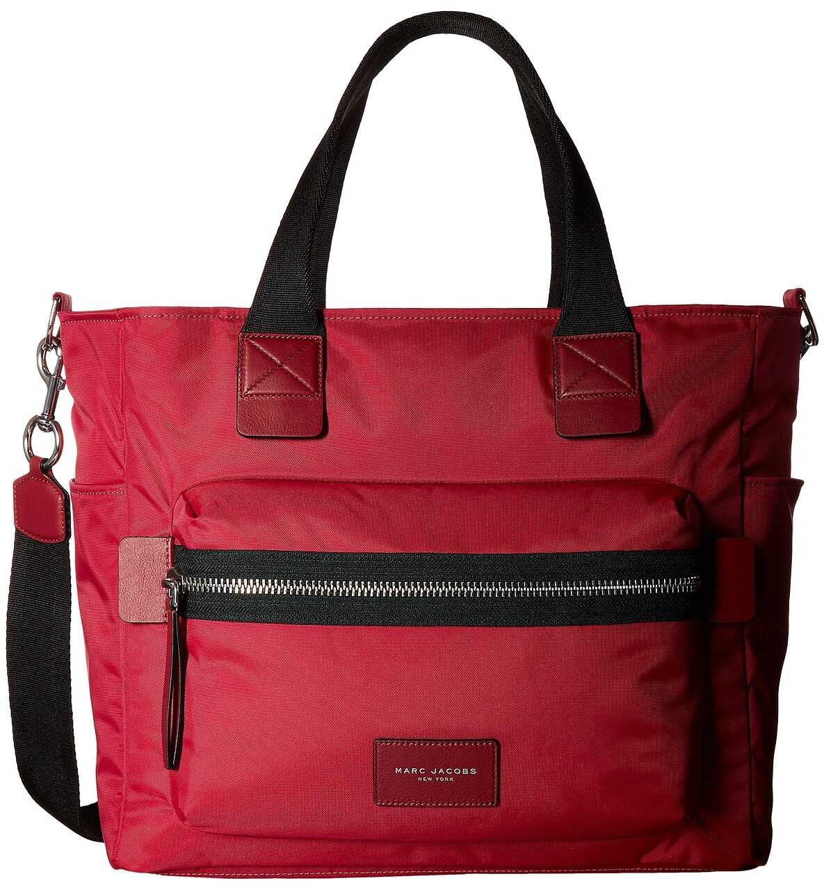 Marc Jacobs Nylon Biker Babybag Raspberry