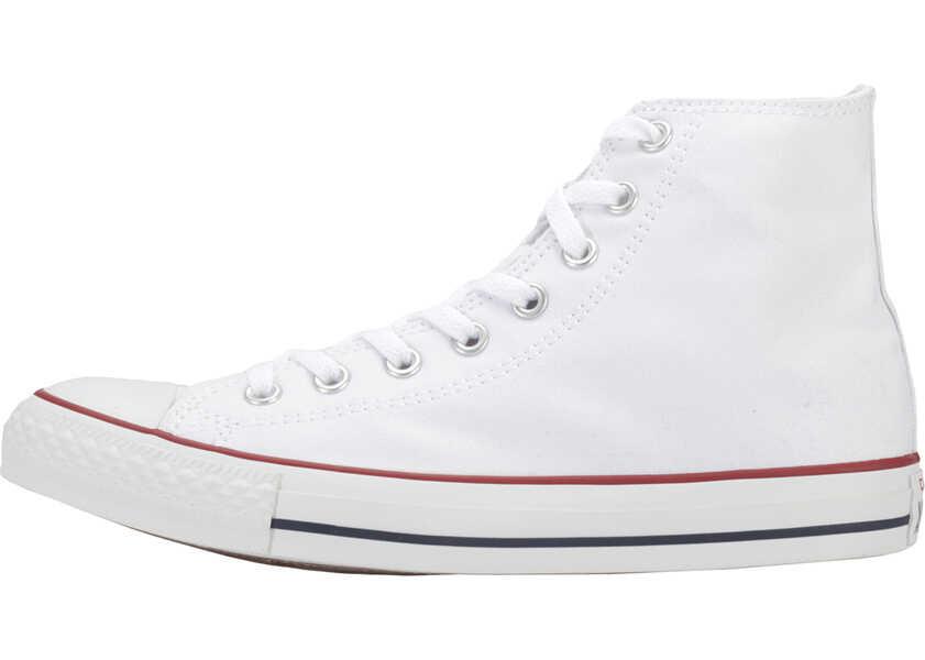 Pantofi sport Barbati Converse Chuck Taylor Allstar Unisex Trainers In White