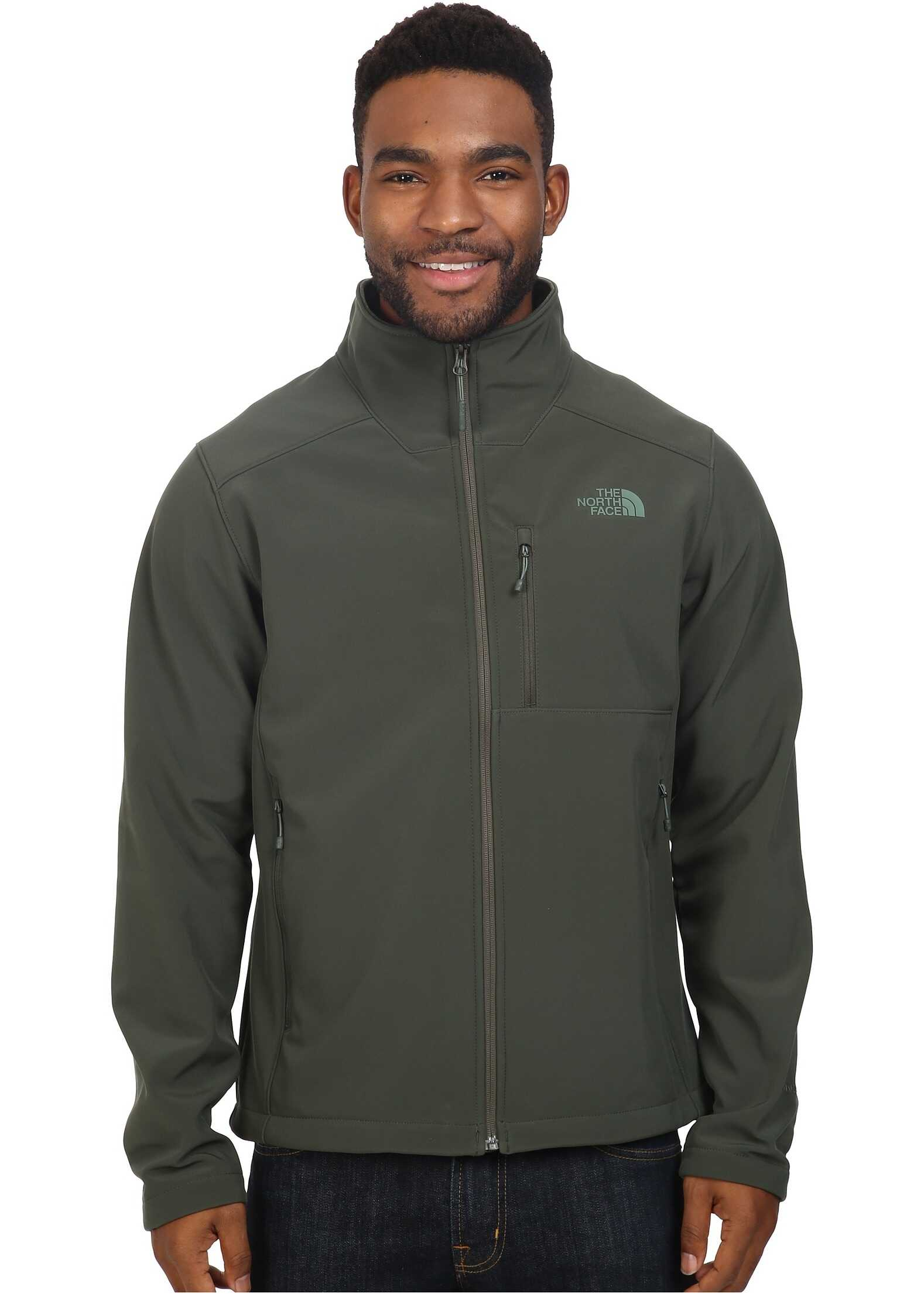 The North Face Apex Bionic 2 Jacket Climbing Ivy Green/Climbing Ivy Green (Prior Season)