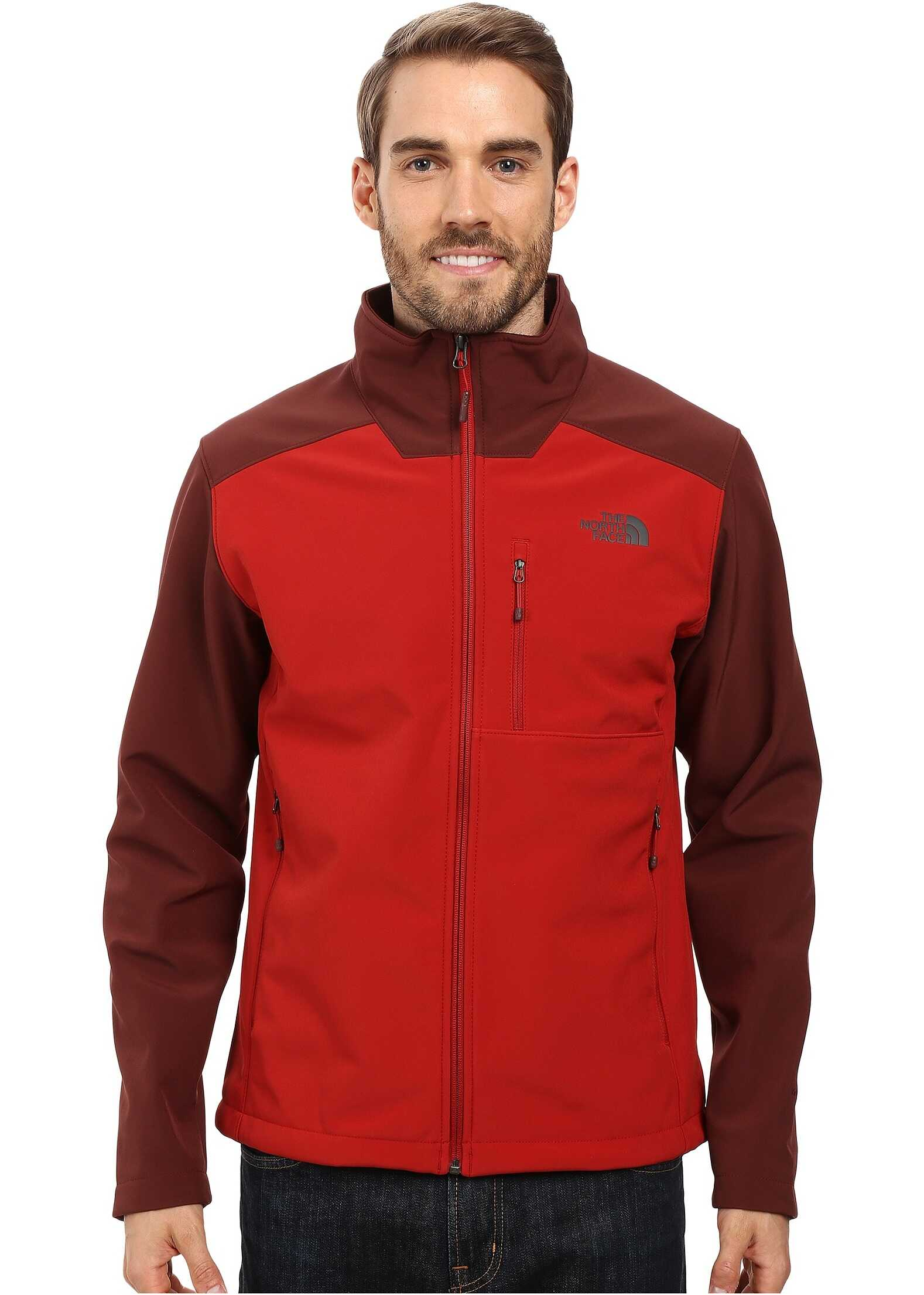 The North Face Apex Bionic 2 Jacket Cardinal Red/Sequoia Red (Prior Season)
