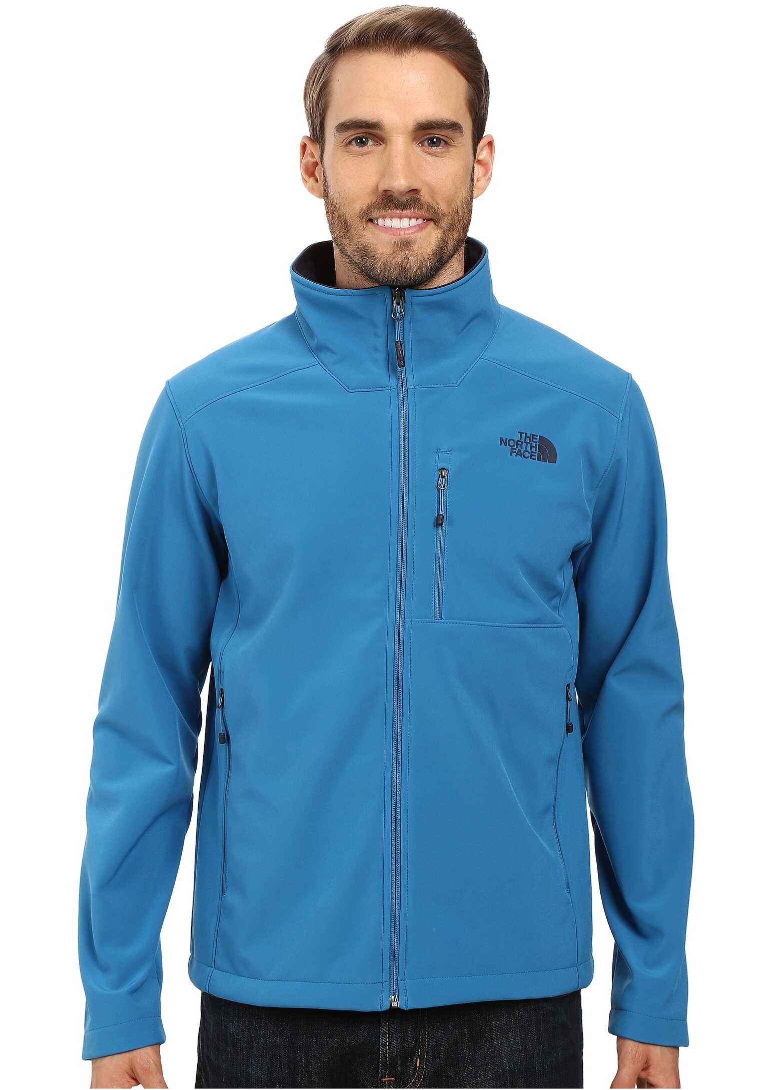 The North Face Apex Bionic 2 Jacket Banff Blue/Banff Blue (Prior Season)