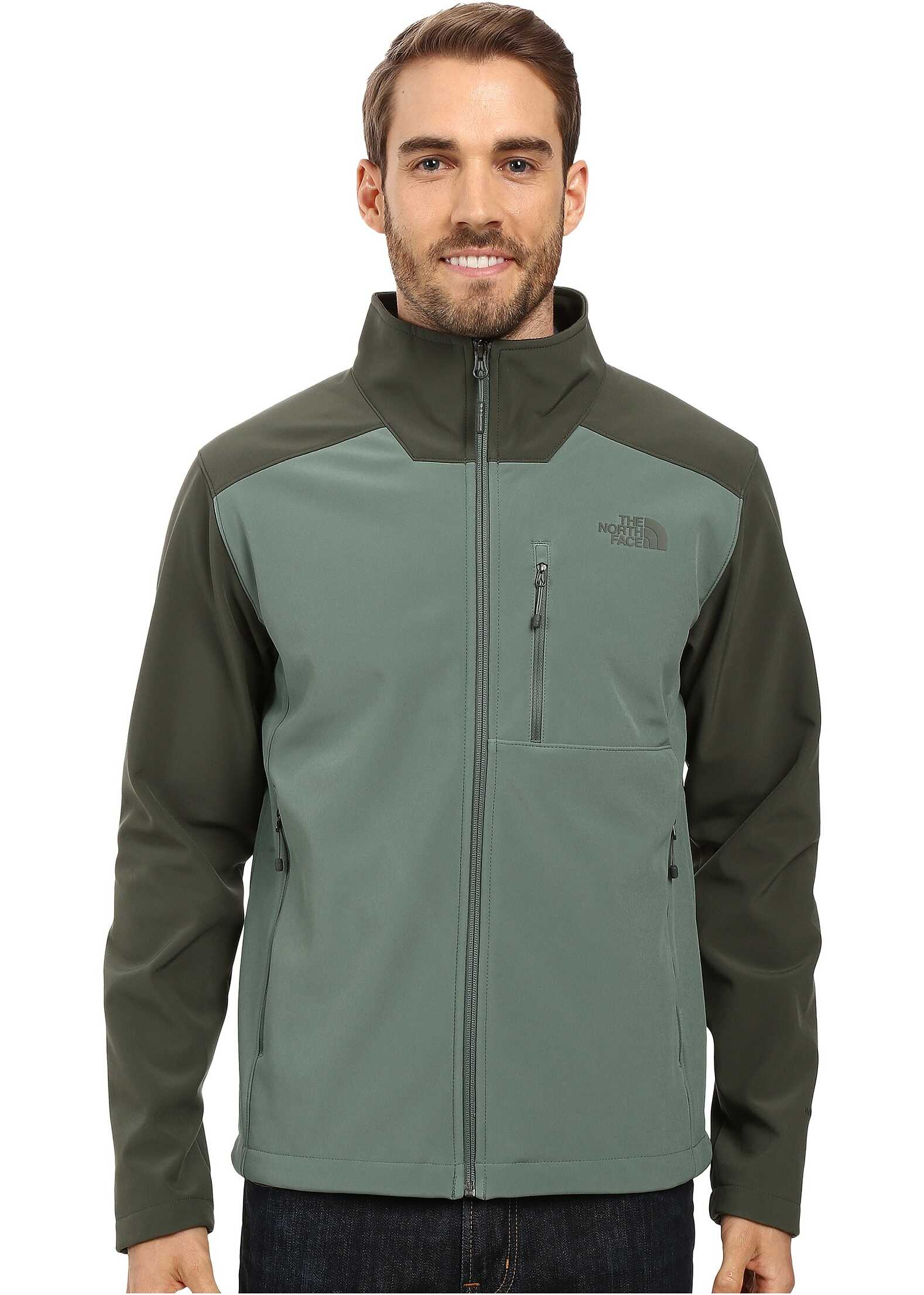 The North Face Apex Bionic 2 Jacket Duck Green/Climbing Ivy Green (Prior Season)