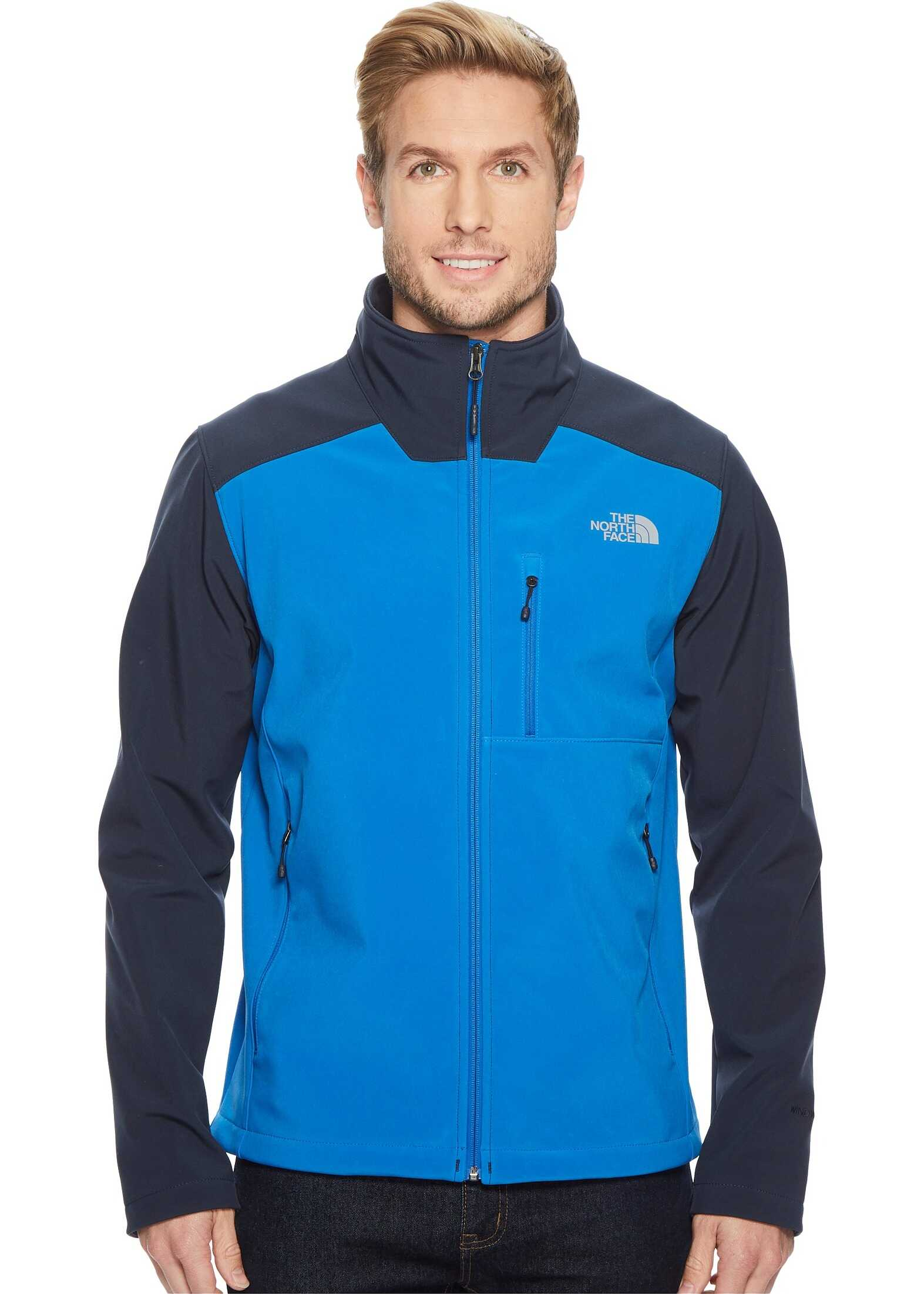 The North Face Apex Bionic 2 Jacket Turkish Sea/Urban Navy