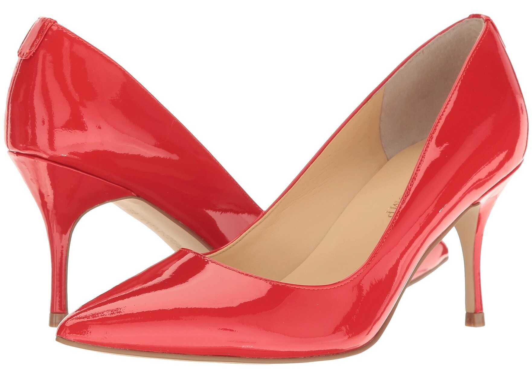 Pantofi Cu Toc Ivanka Trump Boni 7 Medium Red Pate