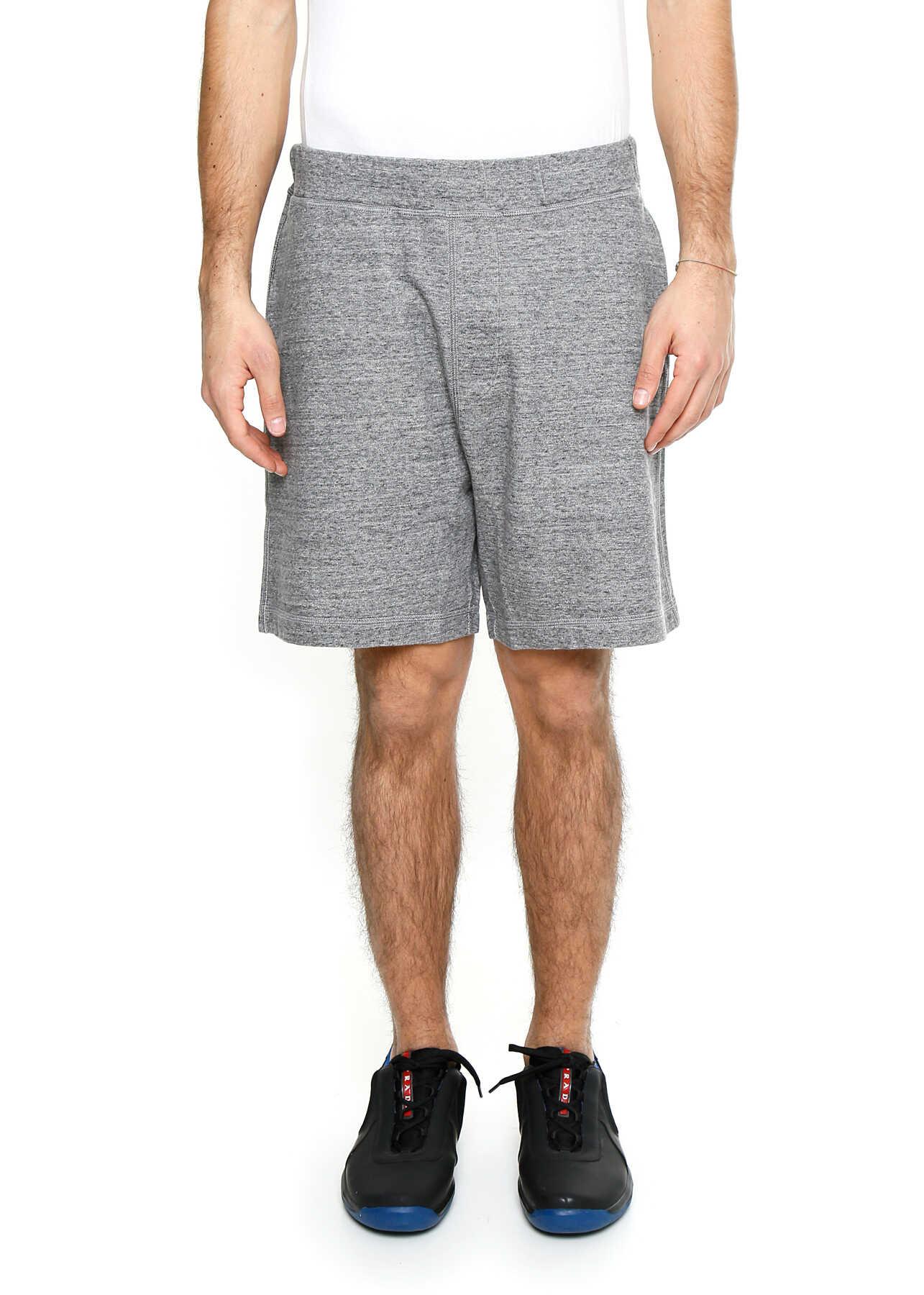 DSQUARED2 Bermuda Shorts GRIGIO MELANGE