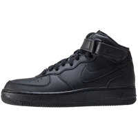 Tenisi & Adidasi Air Force 1 Mid Gs Kids Trainers In Black Black Baieti