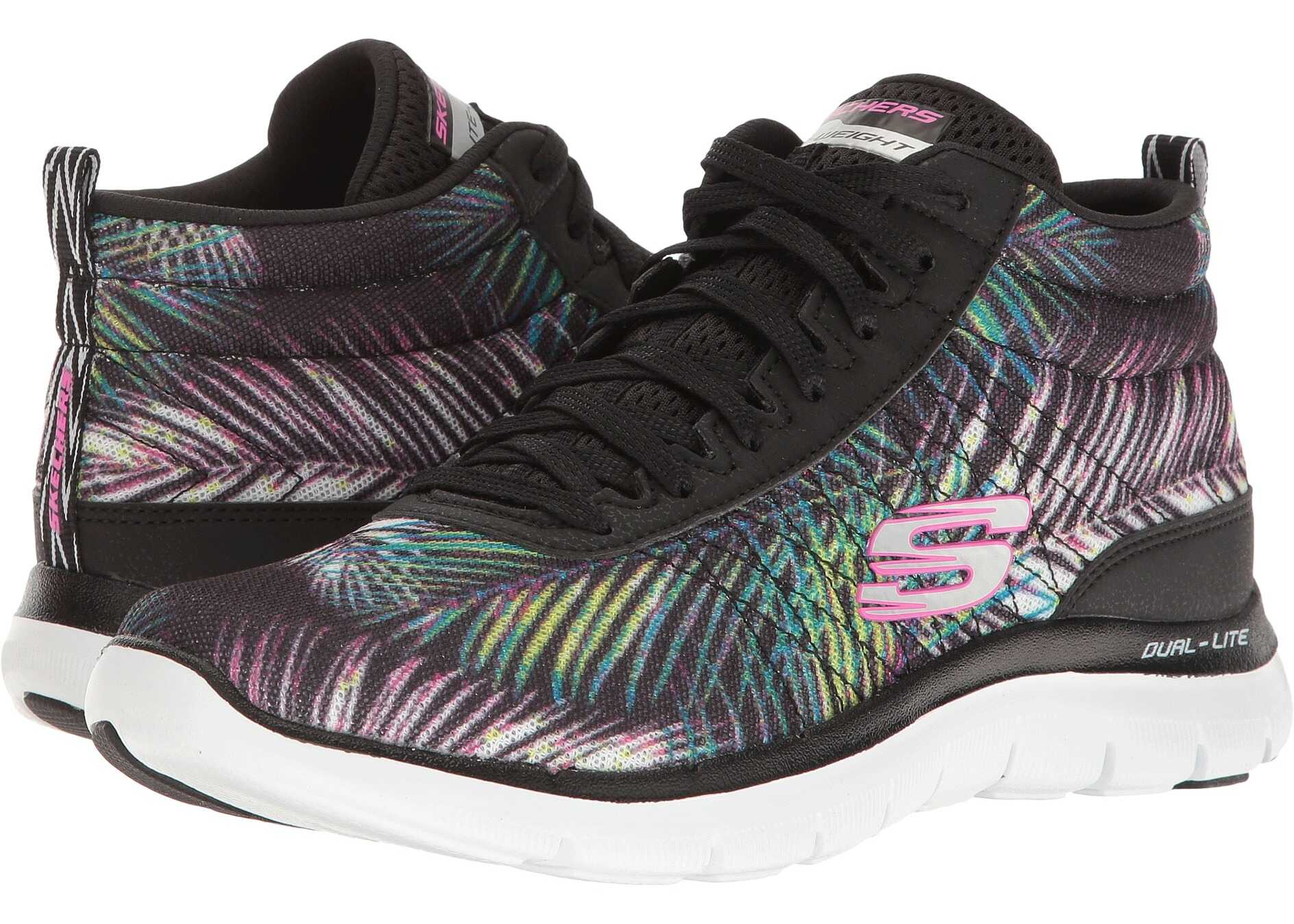 Pantofi Sport Femei Skechers Flex Appeal 2.0 Black