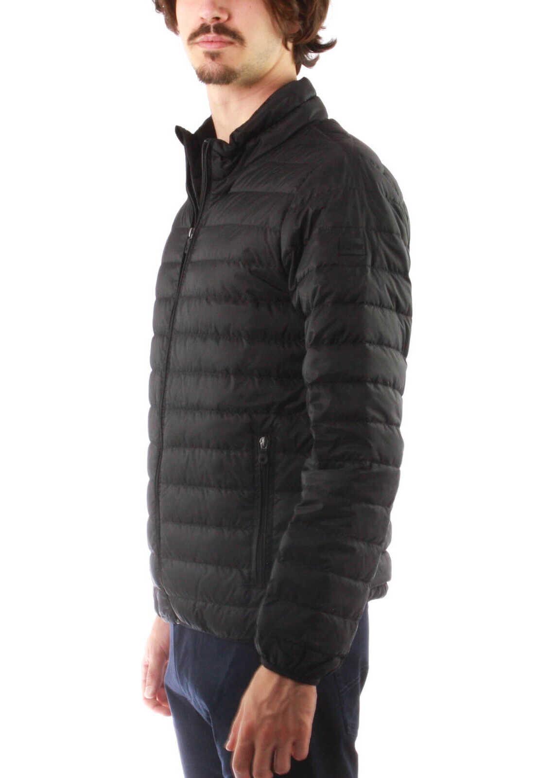Armani Jeans 8N6B72 6NHPZ 1200 jacket black* Black