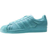 Tenisi & Adidasi Adidas Superstar Glossy Toe Trainers In Mint
