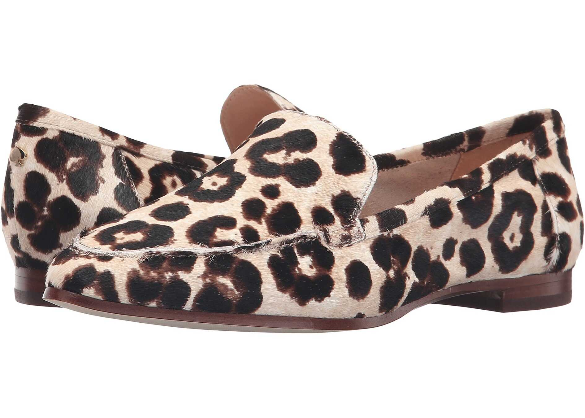 Kate Spade New York Carima Blush/Brown Leopard Haircalf Print