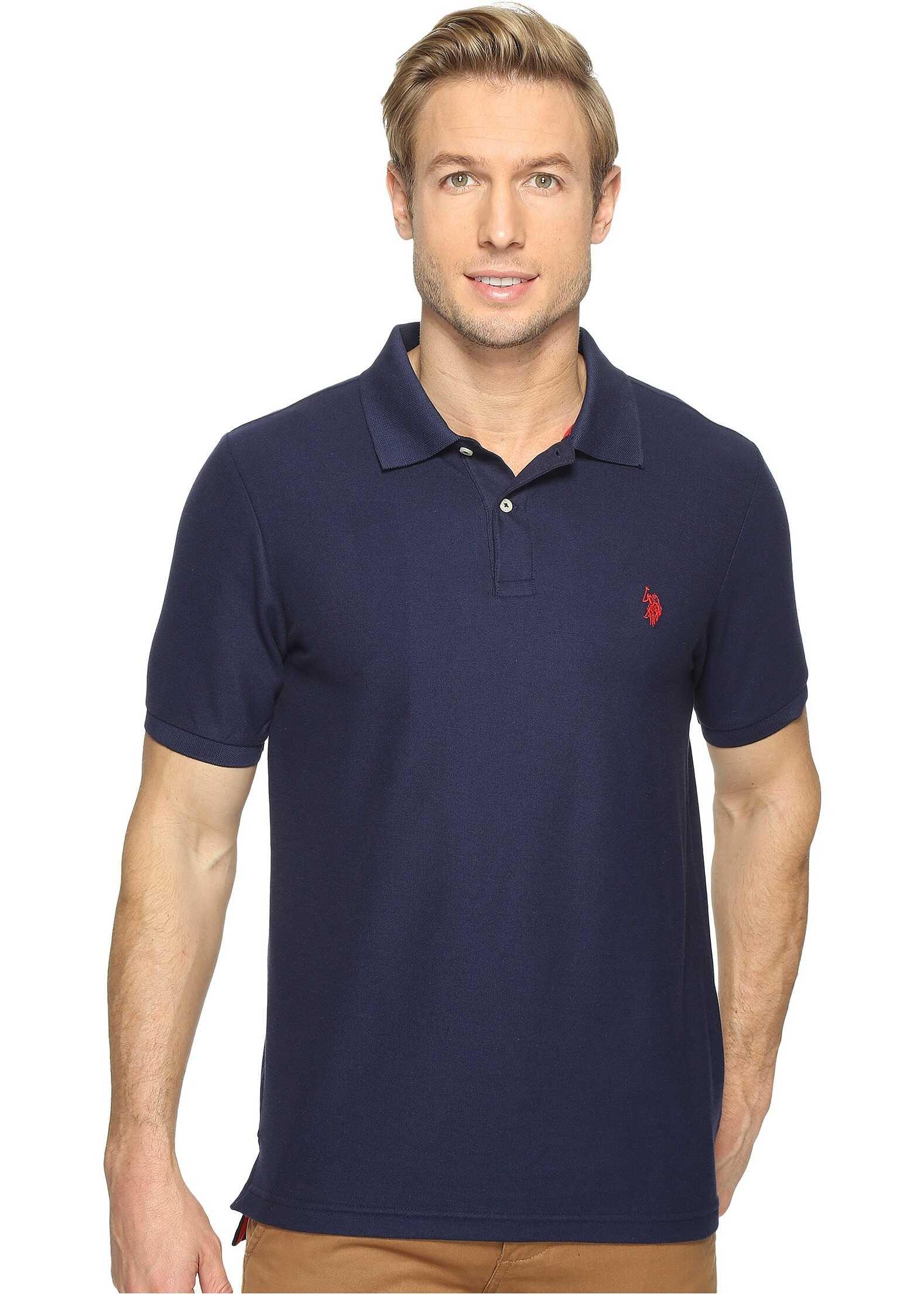 Tricou Polo Barbati U.s. Polo Assn. Ultimate Pique