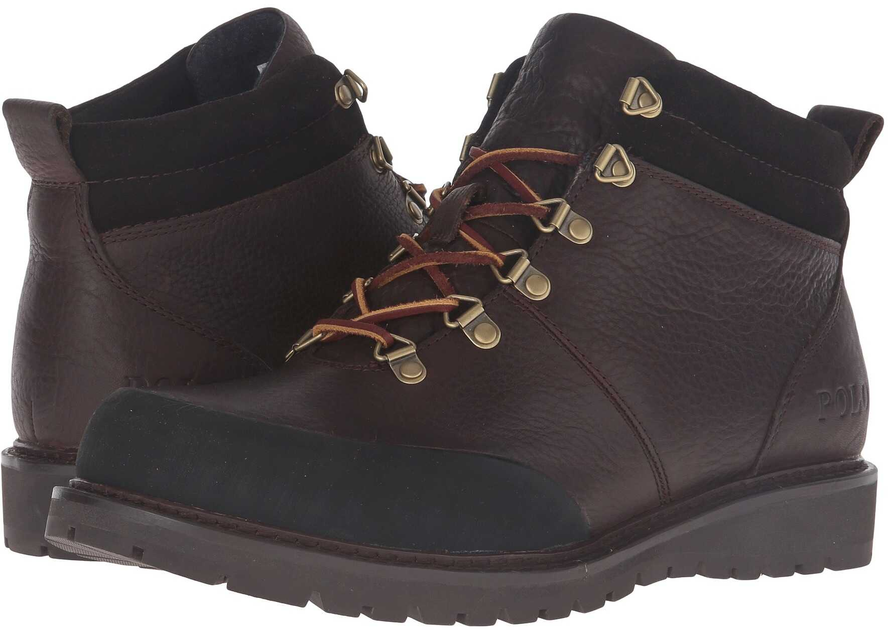 Ralph Lauren Wittier Dark Brown/Dark Brown