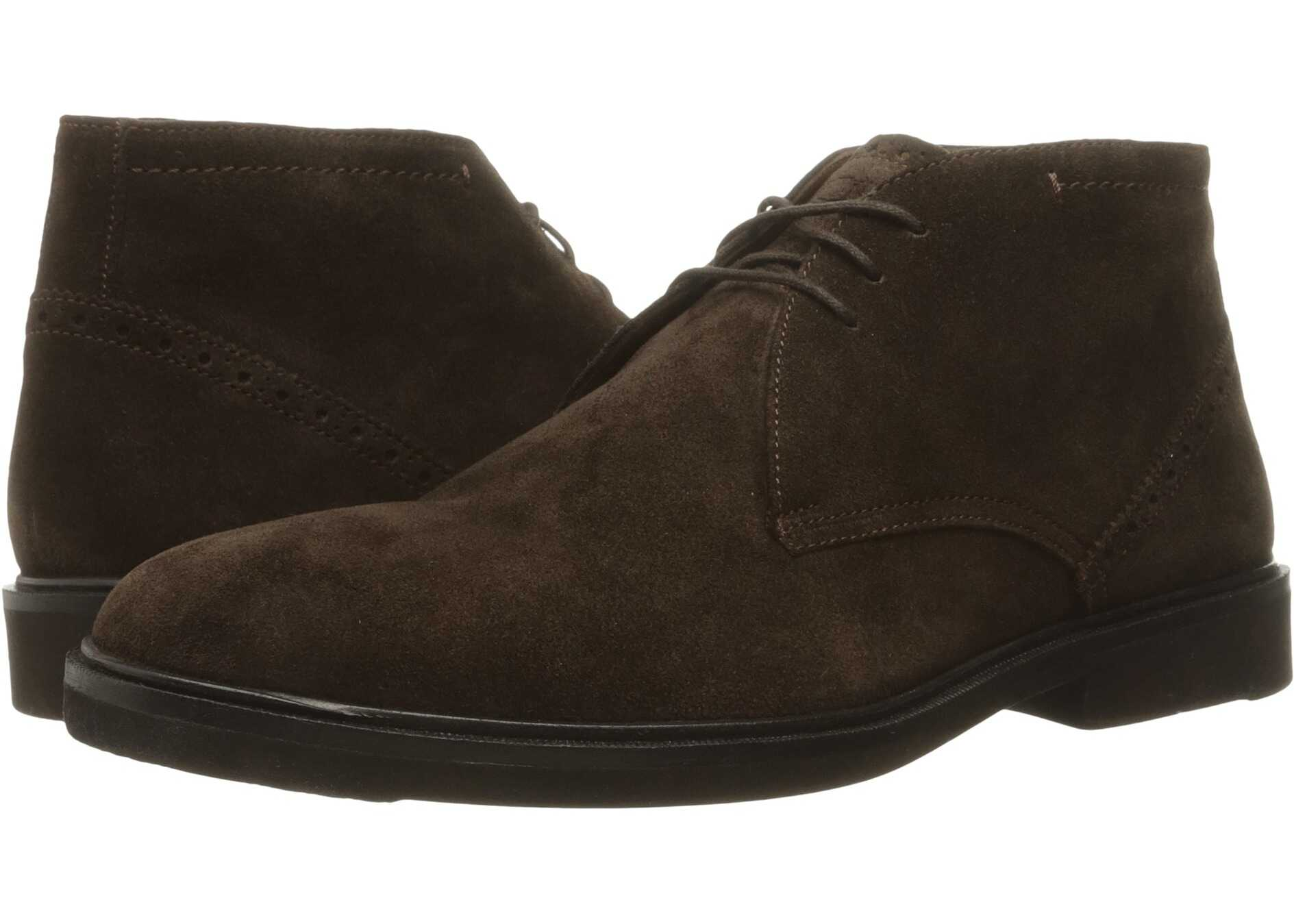 Ghete Barbati Florsheim Hamilton Chukka Boot Brown
