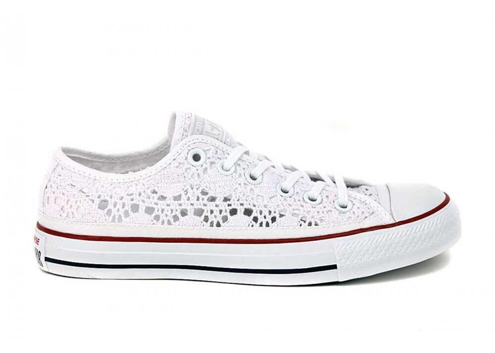 Pantofi Sport Femei Converse All Star White