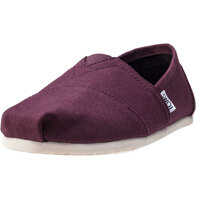 Espadrile Seasonal Classics Espadrilles In Red Mahogany Barbati